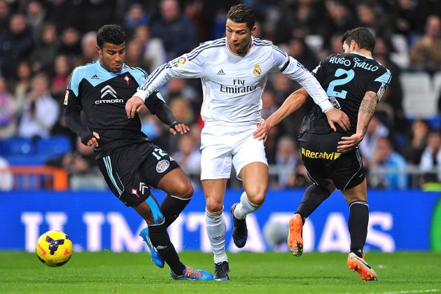 Real Madrid vs. Celta Vigo: La Liga Live Score, Highlights, Report