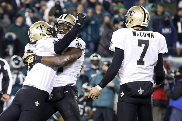 Best Twitter Reactions to New Orleans Saints' Wild Card Win