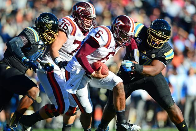 Virginia Tech Football: 3 Biggest Concerns Heading into the Offseason
