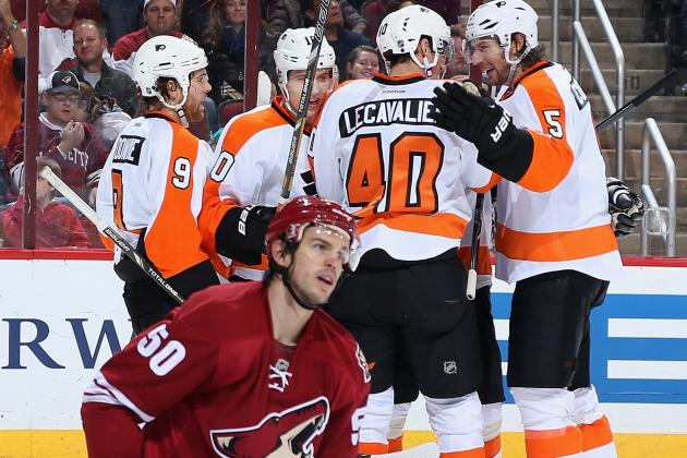 Brayden Schenn Back to Scoring