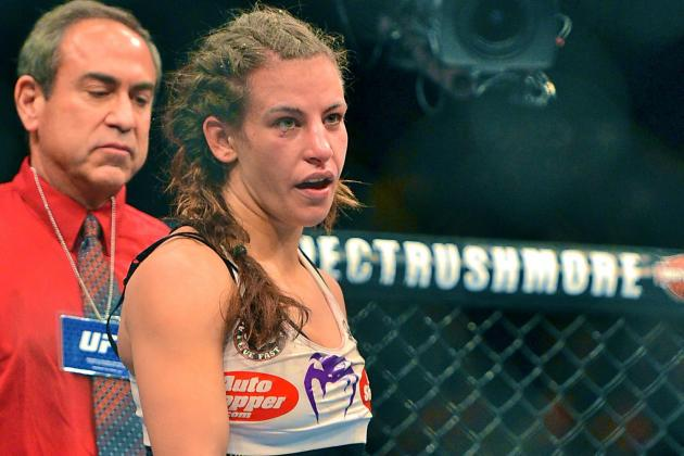 Miesha Tate Agrees to Help Cris Cyborg Get Ready for Her Next Fight