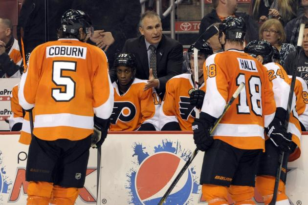Inside the Flyers: Berube's Style of Play Suits Flyers