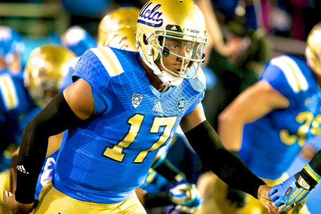 Brett Hundley Officially Announces He Will Stay at UCLA for 2014 Season