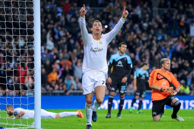 Real Madrid vs. Celta Vigo Score, Grades and Post-Match ...