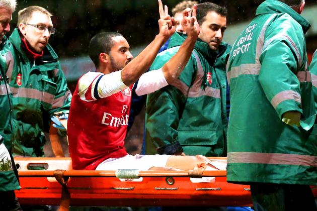 Theo Walcott Injury: Updates on Arsenal Star's Status and Return