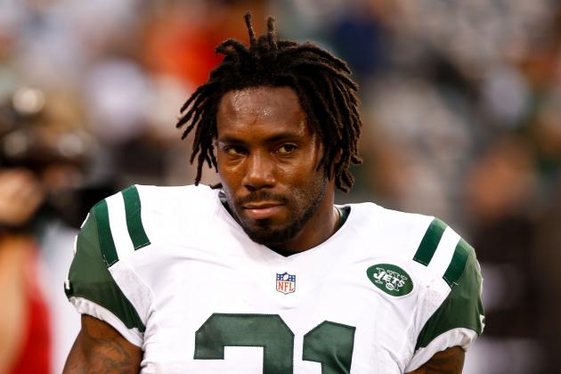 Antonio Cromartie Says Geno Smith Is the Jets' Franchise Quarterback