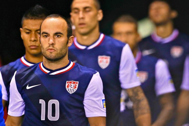 United States to Exit 2014 World Cup at Group Stage, Predicts 'Football Manager'