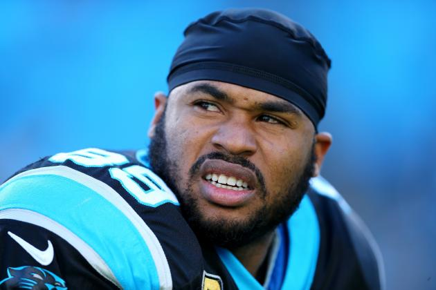Panthers' Steve Smith Not Least Bit Amused with Ric Flair's 49ers Pep Talk