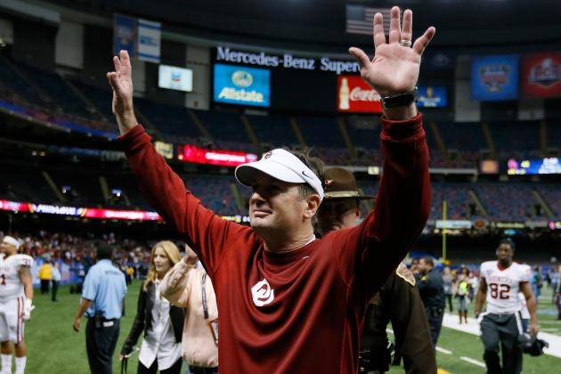 Now Is Not the Time for Oklahoma Head Coach Bob Stoops to Make Jump to NFL