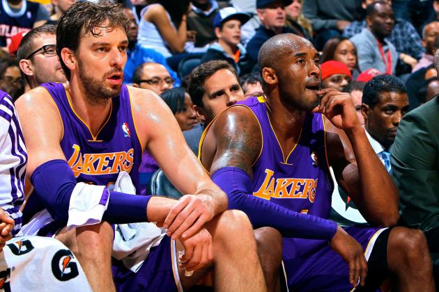 Kobe Bryant on Pau Gasol: 'How Much More Am I Supposed to Support a Guy?'