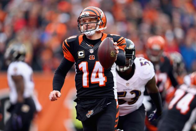 Cincinnati Bengals: Patience Required with a Young Andy Dalton