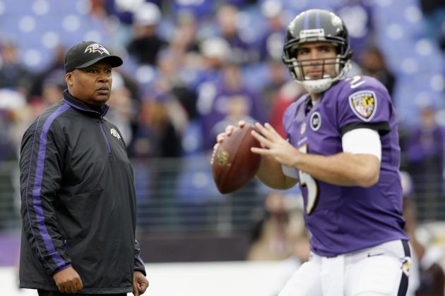 Caldwell's Potential Departure Could Spur More Changes on John Harbaugh's Staff