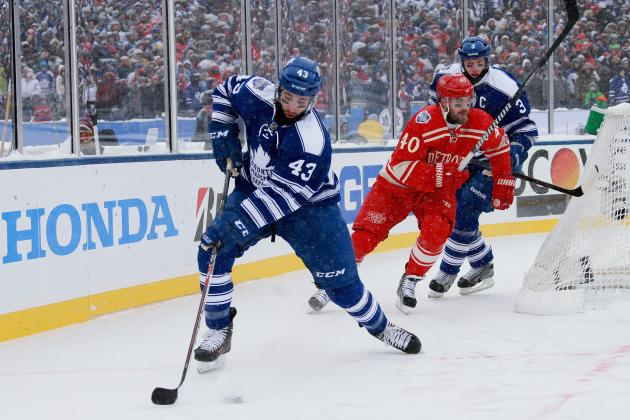 Should the Toronto Maple Leafs Trade Nazem Kadri?