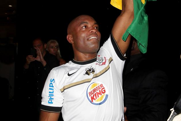 Dana White: Anderson Silva Wants to Fight Again, Will Meet with Him This Week