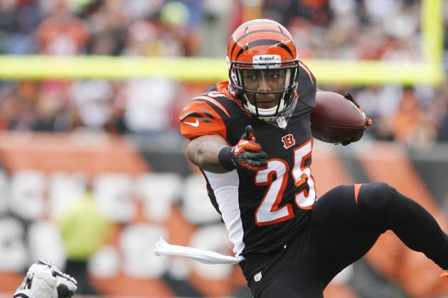 Takeaways from Giovani Bernard's Explosive NFL Wild Card Weekend Performance