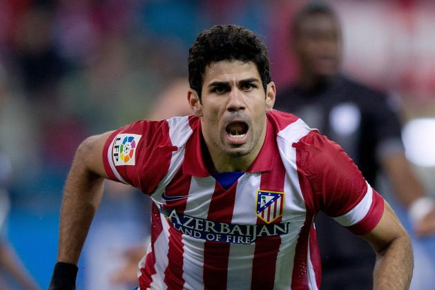 Arsenal Transfer News: Targets Diego Costa and Koke Will Stay at Atletico Madrid