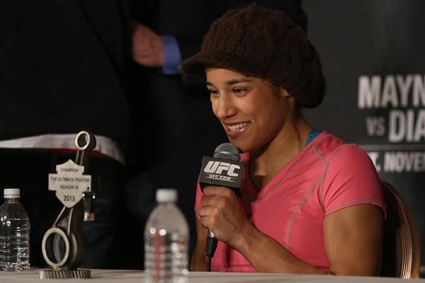 TUF 18 Winner Julianna Pena vs. Jessica Andrade Booked for UFC 171