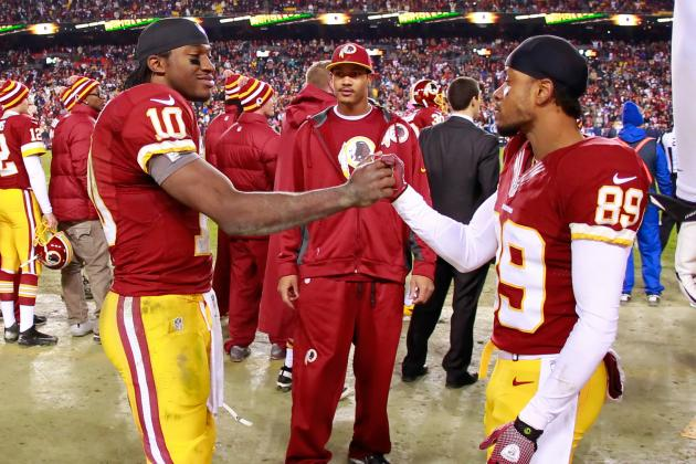 Is RGIII a Help or Hindrance?