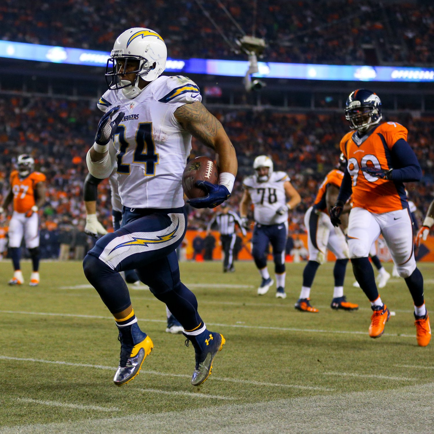 San Diego Chargers Bye Week 2014: NFL Playoff Odds: Most Appealing Early Lines In Divisional