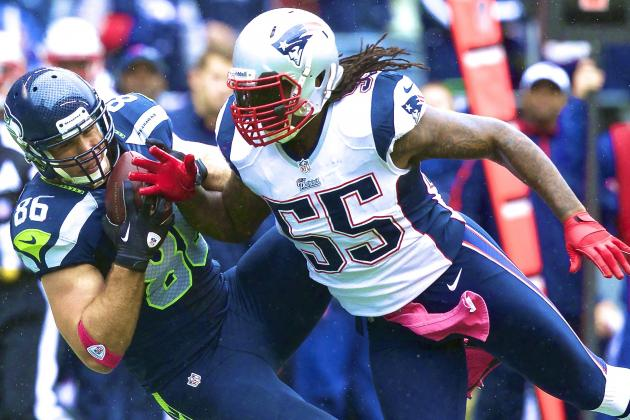 What Brandon Spikes' Injury Means for Patriots This Postseason