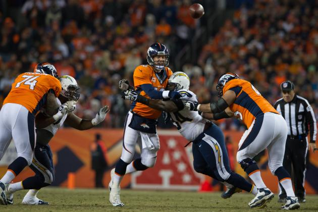 Chargers vs. Broncos: Key Stats That Will Determine Divisional Playoff Game