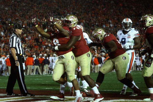 BCS National Championship 2014: Live Game Grades, Analysis for FSU