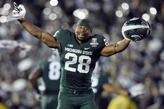 "Michigan State Linebacker on Twitter: ""I'd Take Us over Both These Teams"""