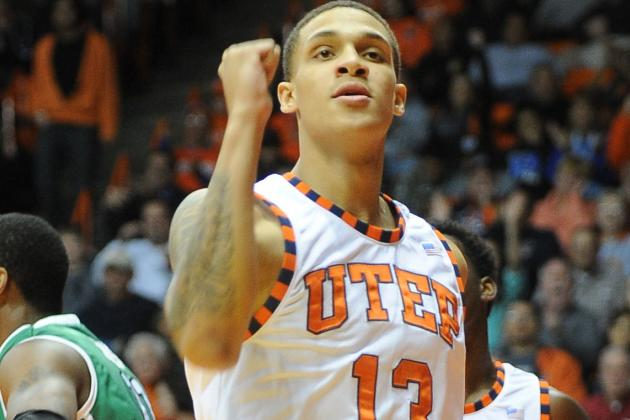 Report: FBI Investigating Two Members of UTEP Basketballteam