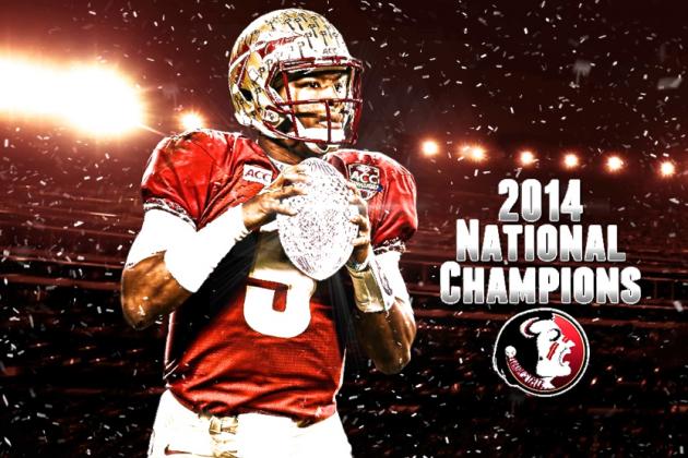 BCS National Championship 2014: Auburn vs. FSU Live Score and Highlights