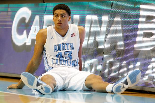 UNC Basketball: Is James Michael McAdoo Finally Ready to Break Out?