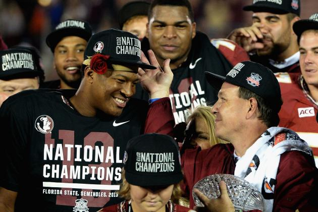 Jameis Winston and Florida State Will Be Favorites to Win It All in 2014-15