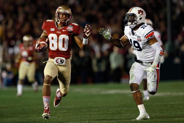 Rashad Greene Comes Up Huge in FSU's National Championship Win