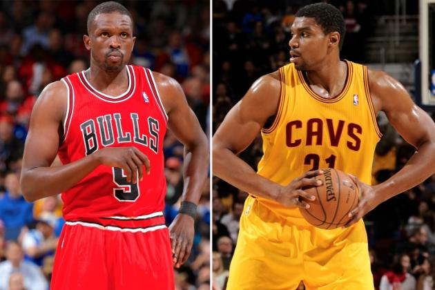 Andrew Bynum and Draft Picks Traded to Chicago Bulls for Luol Deng