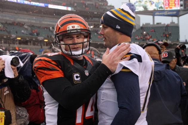Writing Is on the Wall for Bengals, Andy Dalton's Struggles Remain Consistent