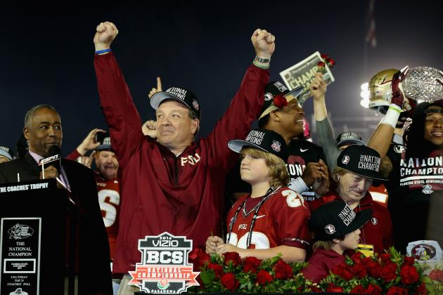 Florida State Bests Auburn as BCS Goes out in Blaze of Glory