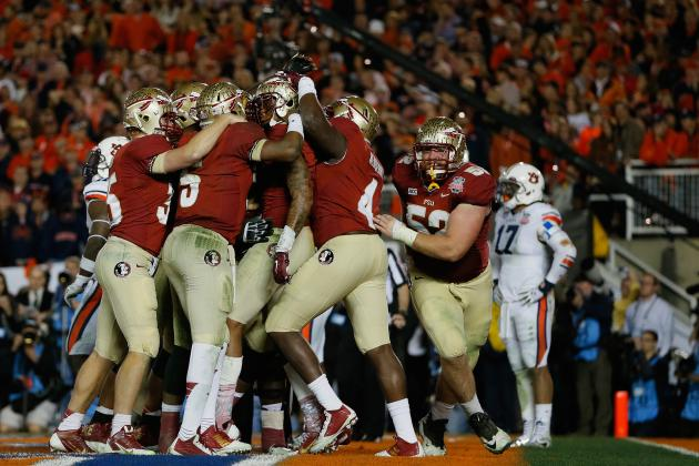 Auburn vs FSU 2014: Breaking Down Wild BCS Title Finish