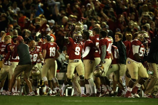 National Champion Florida State Cements Place Among Top Teams of BCS Era