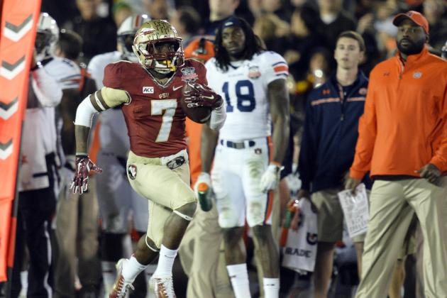 BCS National Championship Game 2014: Florida State Special Teams Wins the Day