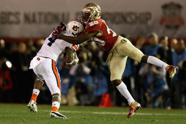 Florida State vs. Auburn: Defensive Halftime Adjustment That Saved 'Noles