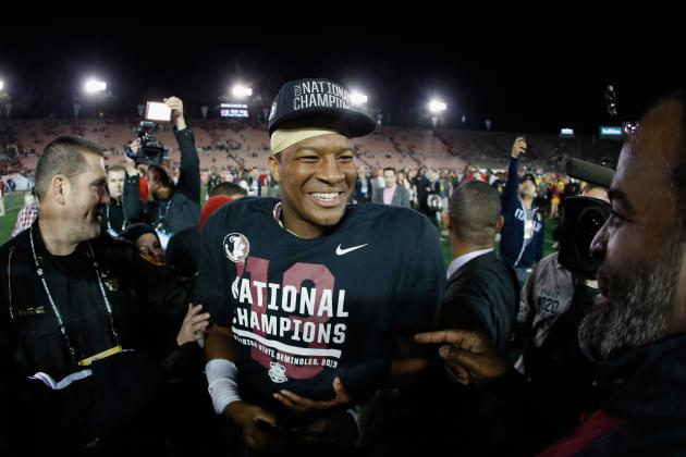 Auburn vs FSU: Highlighting Top Prospects from Epic BCS Title Game