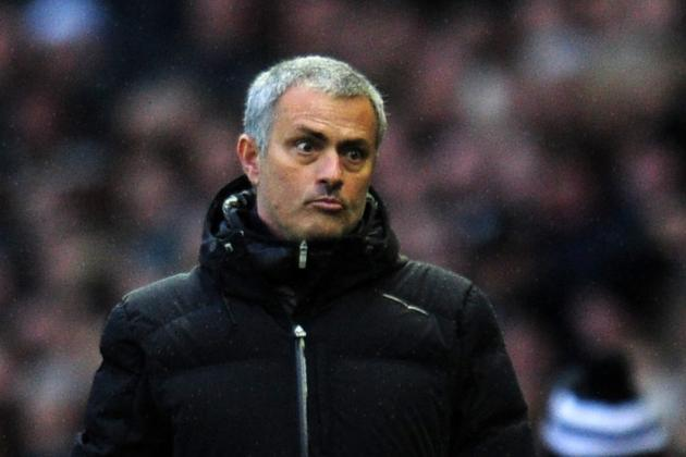 Chelsea Players Are Undermining Jose Mourinho with Their Diving Antics