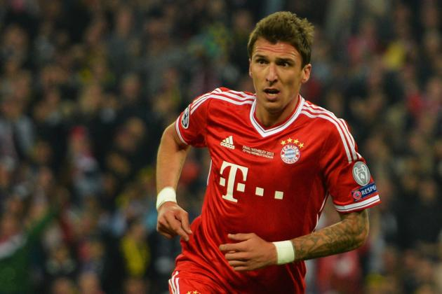 Arsenal Transfer News: Mario Mandzukic an Ideal Signing for Arsene Wenger