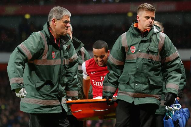 Walcott Injury Means Wenger Will Now Be Forced to Buy, Rather Than Choose to