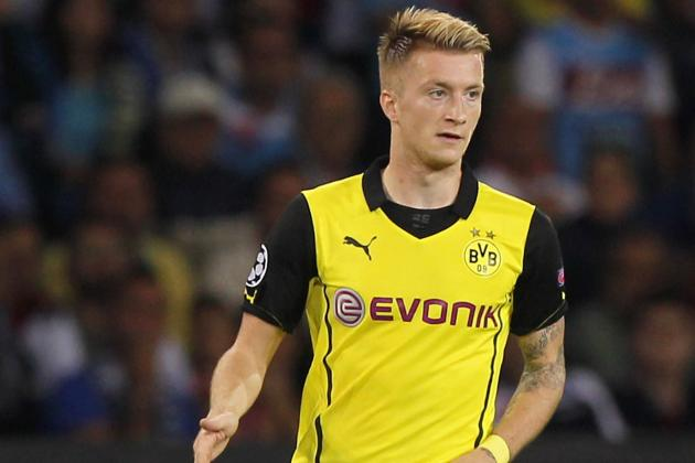 Manchester United Transfer Rumours: Marco Reus and David Moyes' Top Targets