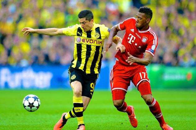 Replacing Robert Lewandowski Will Be Borussia Dortmund's Toughest Task