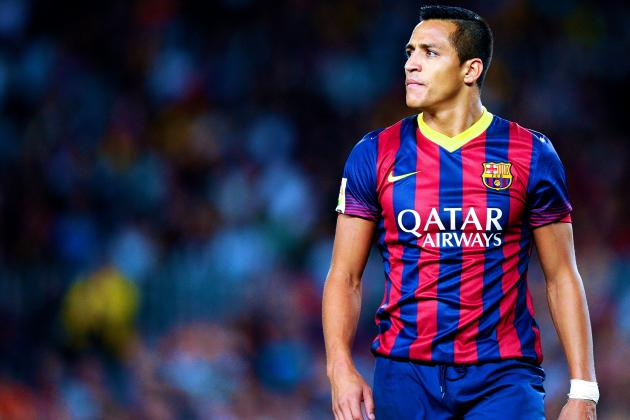 The Rise of Alexis Sanchez at Barcelona: How Chile Star Came Good