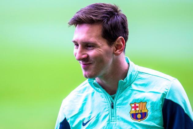 Lionel Messi Injury: Updates on Barcelona Star's Leg