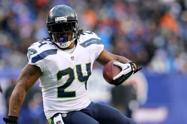 2013-14 Divisional Round Fantasy Football Running Back Rankings