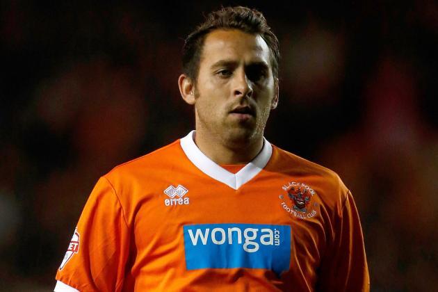 Michael Chopra's NSFW Tweet Leads to Maximum £10k Fine from Blackpool