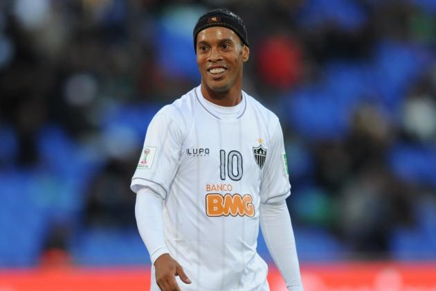 On the Move: Ronaldinho Headed to Turkey?
